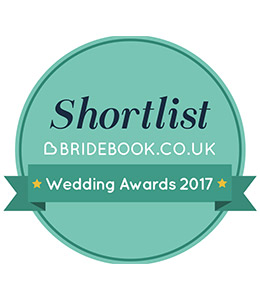 2017- Bride Book Awards- 'Best Bridal Boutique'- finalist