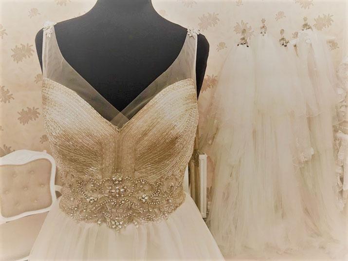 Sottero & Midgley Forsythia | Our Dresses