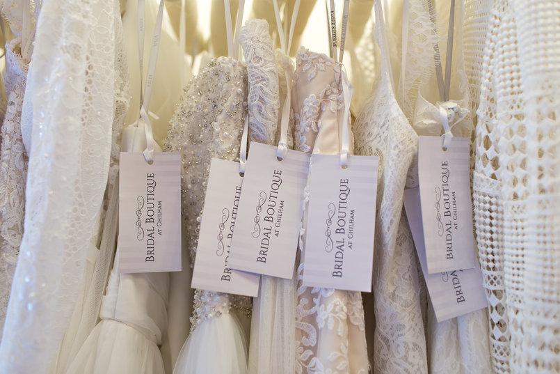 Chilham bridal sustainable affordable wedding dresses
