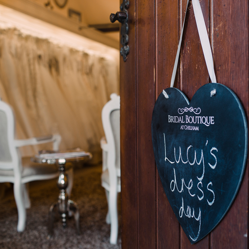 Luxury wedding dress shopping experience at wedding dress shops in Maidstone
