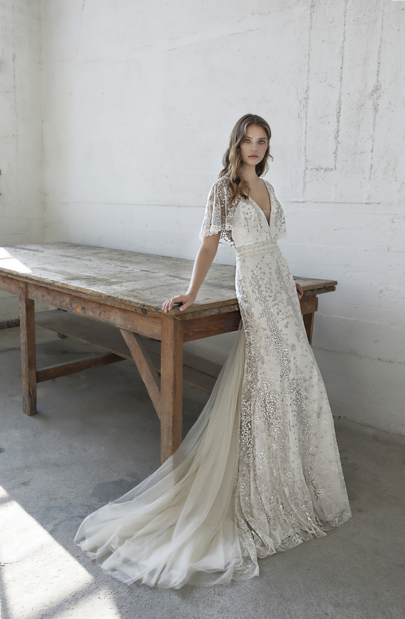 Eden by Modeca Bridal: Innovation in a Wedding Dress